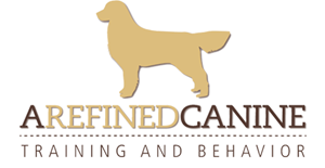 A Refined Canine Logo